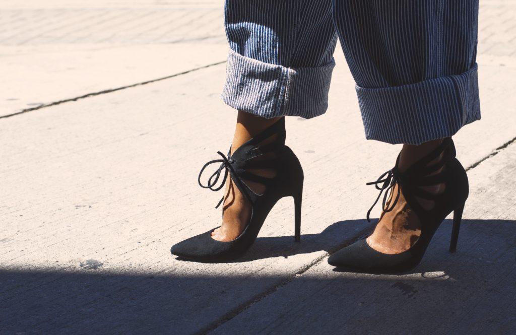Quelles chaussures choisir pour marcher longtemps en ville ?